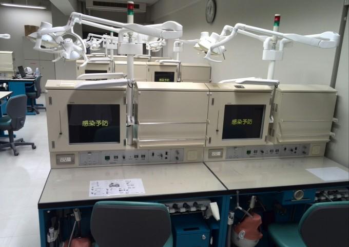 日本歯科大学新潟病院 感染予防口腔外科学実習インストラクター