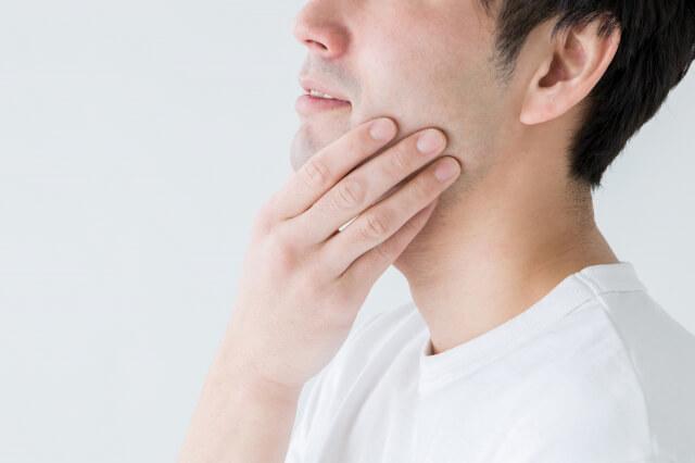 顎関節のトラブル